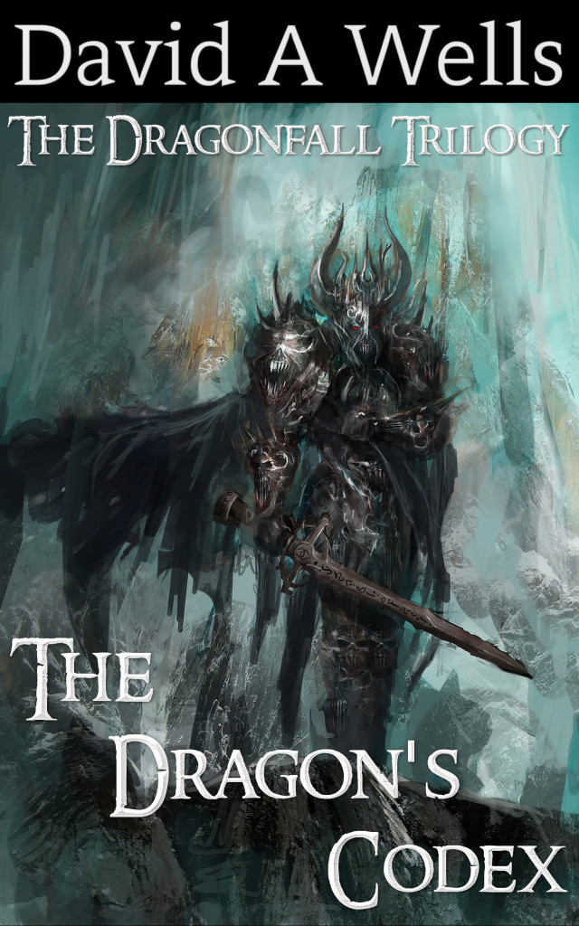 The Dragon's Codex - Cover